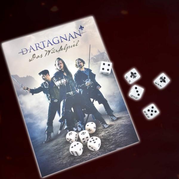 dArtagnan Würfelspiel