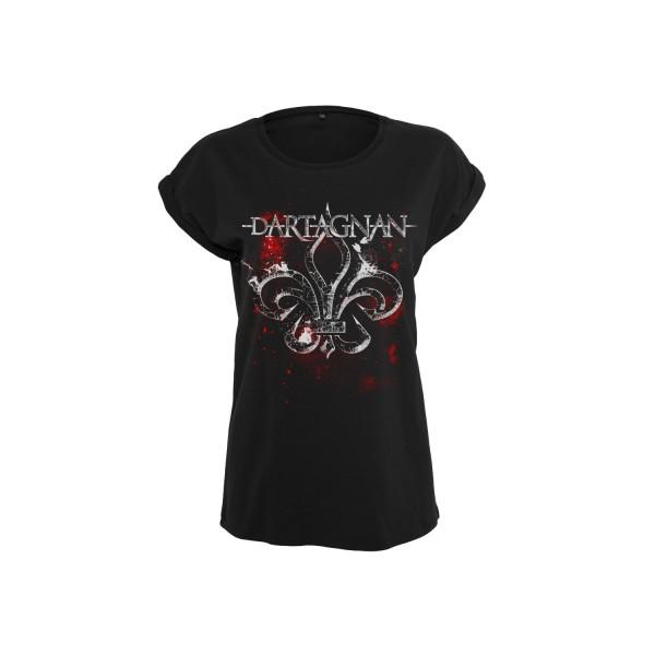 dArtagnan Girl Shirt »Feuer und Flamme«