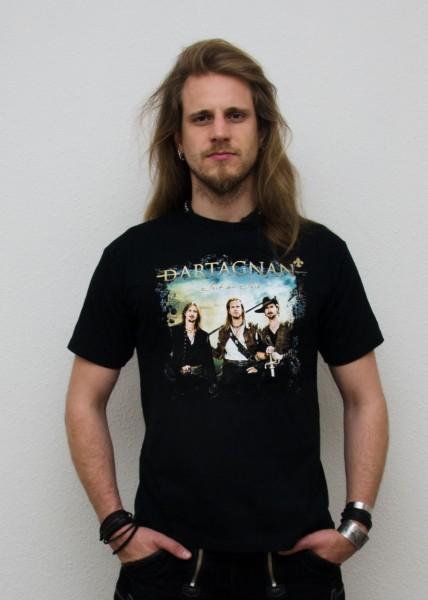 dArtagnan T-Shirt »Cover«