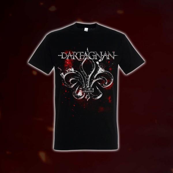 dArtagnan T-Shirt »Feuer und Flamme«