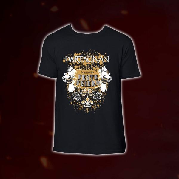 dArtagnan T-Shirt »Feste Feiern«