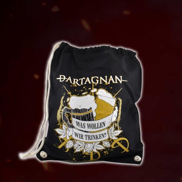dArtagnan Rucksack Was sollen wir trinken?