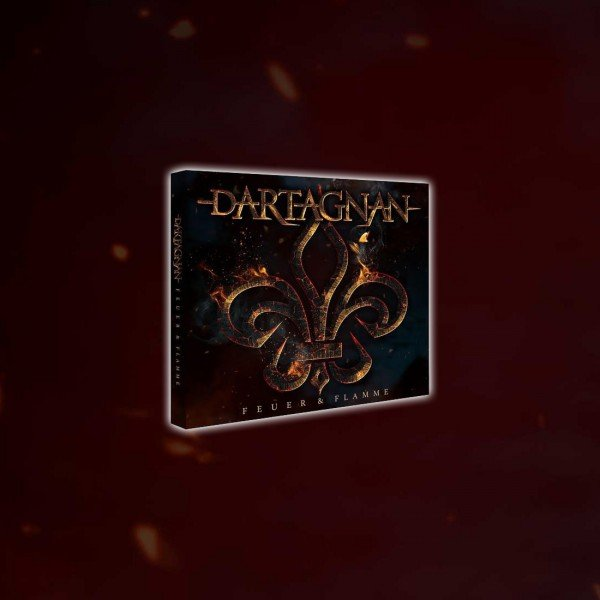 dArtagnan CD »Feuer und Flamme« - Heldenedition
