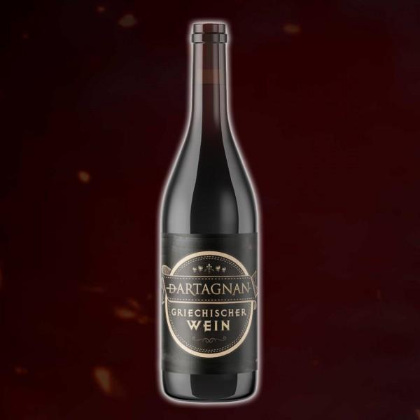 dArtagnan Griechischer Wein