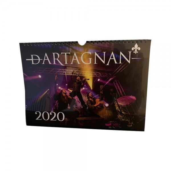 dArtagnan Kalender 2020 DINA4