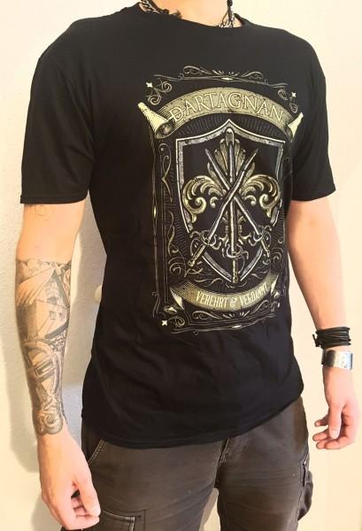 dArtagnan T-Shirt »Verehrt & Verdammt«